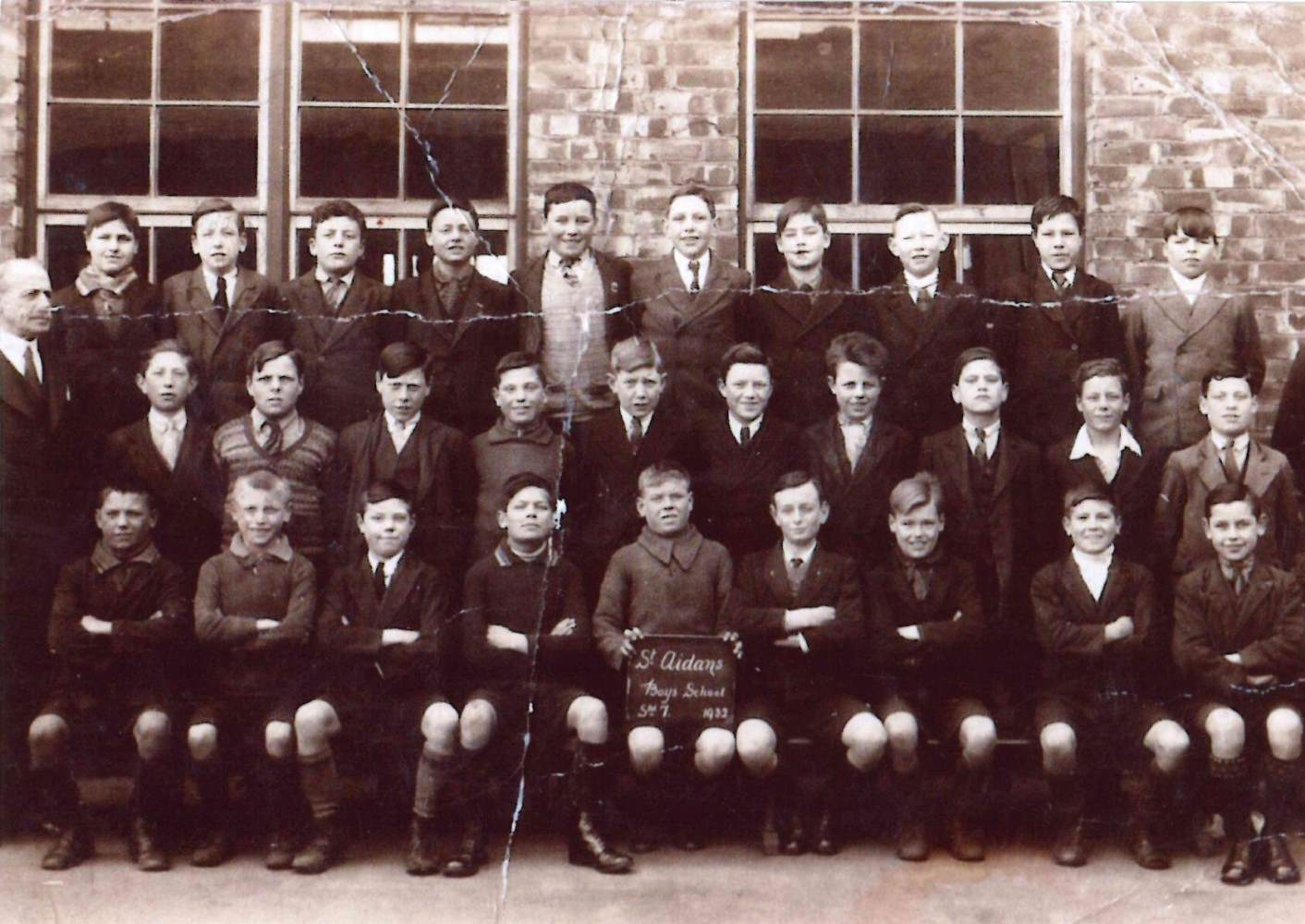 10 retro photos from St Aidans CE Primary School - from