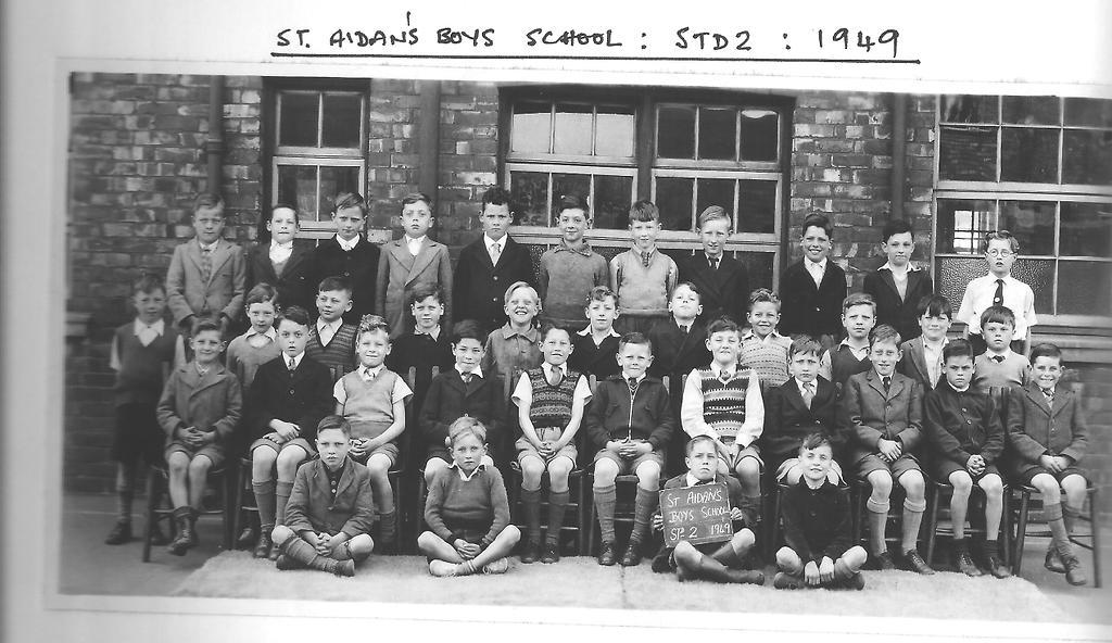 St Aidans CE Primary School - The 1960s