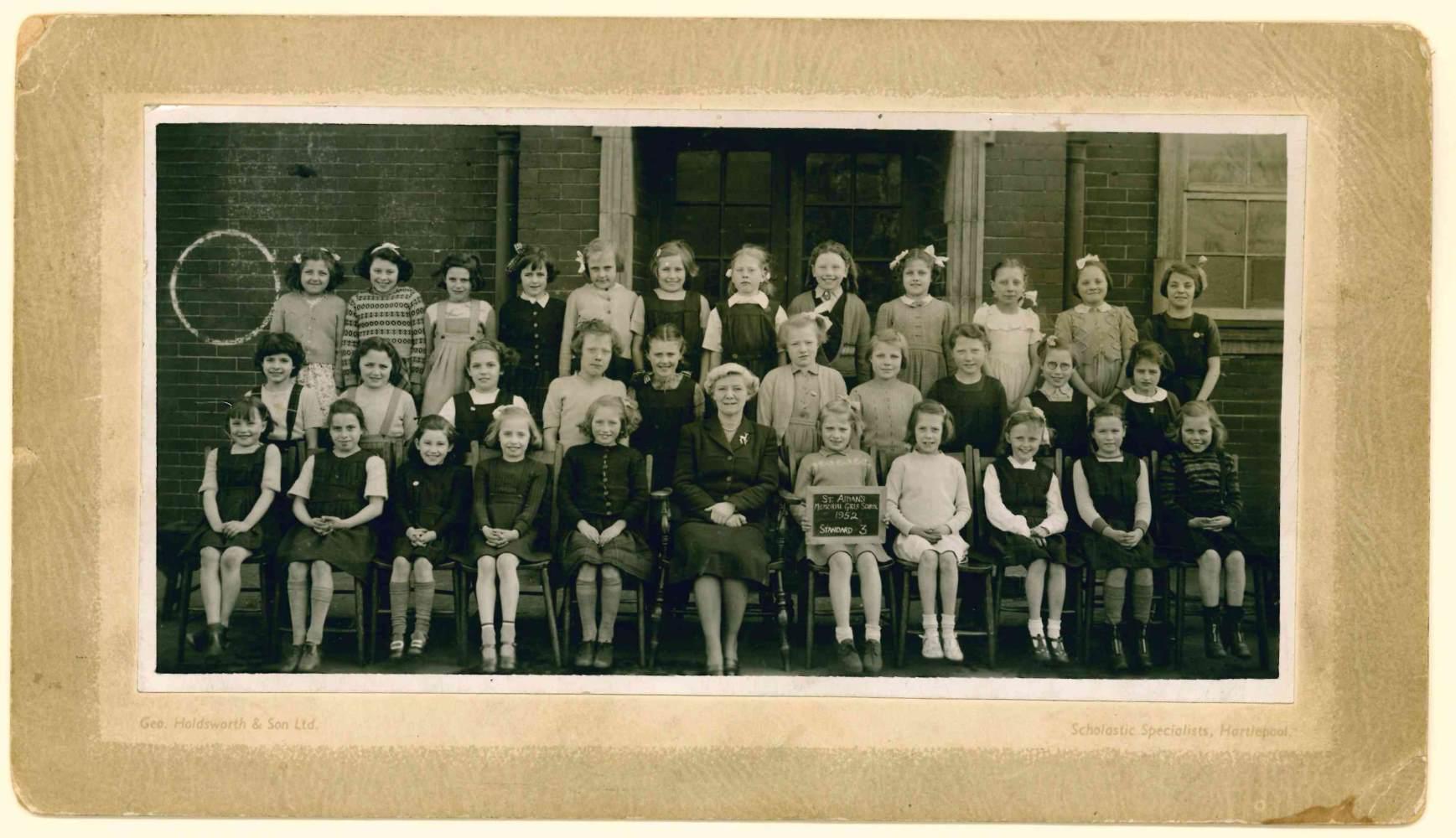 St Aidans CE Primary School - The 1970s
